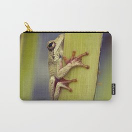 Arum lily frog Carry-All Pouch