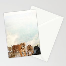 Cat Ageis Stationery Cards