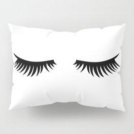 Lashes Pillow Sham