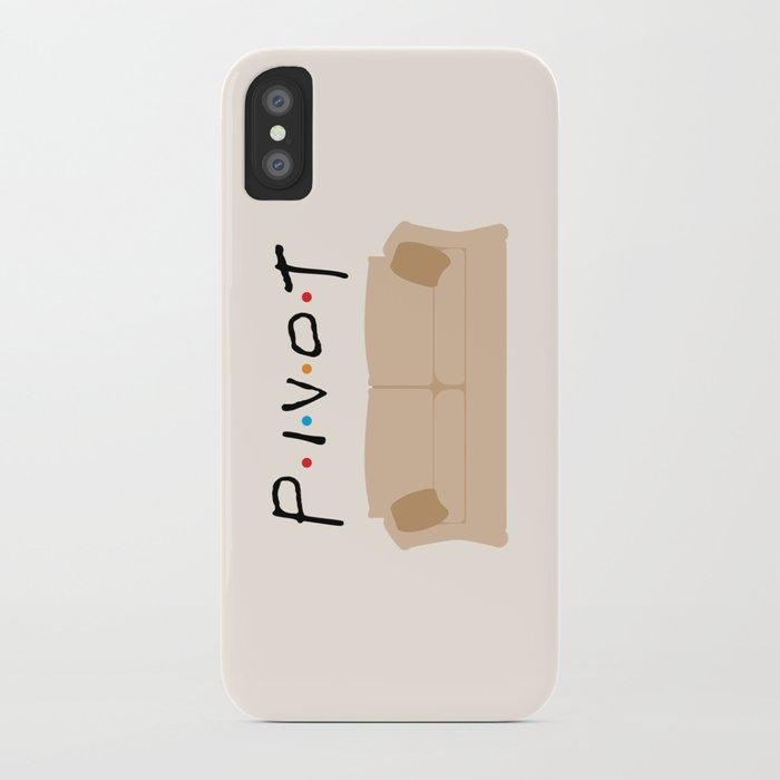 Pivot - Friends Tribute iPhone Case