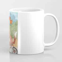 Bike Race Coffee Mug