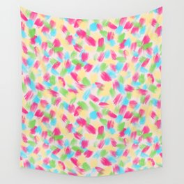 01 Loose Confetti Wall Tapestry