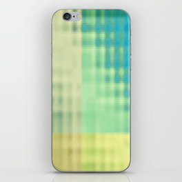 chlorine in the pool iPhone Skin