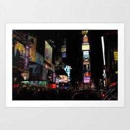 NYC 2 Art Print