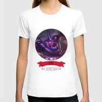 league of legends T-shirts featuring League Of Legends - Zac by TheDrawingDuo