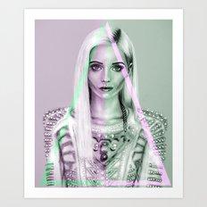 + All That Shine + Art Print