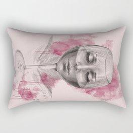 Till I disappear Rectangular Pillow