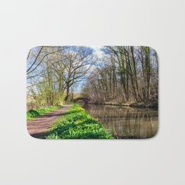 Chesterfield canal, leading into Worksop Bath Mat