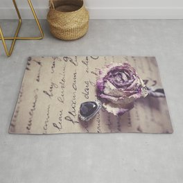 The way to your heart Rug