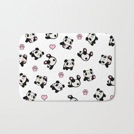Panda pattern Bath Mat