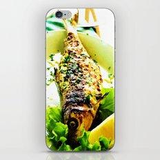 Lunch iPhone & iPod Skin
