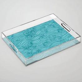 Cyclone Acrylic Tray
