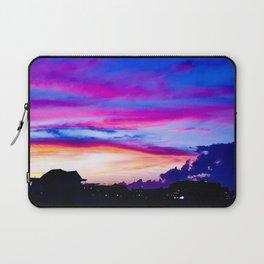 Hampton Sunset Laptop Sleeve
