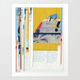 Kingthing Art Print