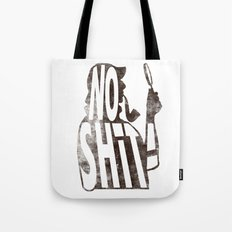 No shit Sherlock! Tote Bag
