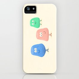 Gum Drops Set  iPhone Case