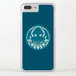 Myths & monsters: Cthulhu Clear iPhone Case