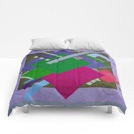 Geometric illustration 53 Comforters