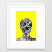 conan Framed Art Prints featuring Conan by Tyler Spangler