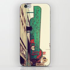Paradise Park Trailer Resort iPhone & iPod Skin