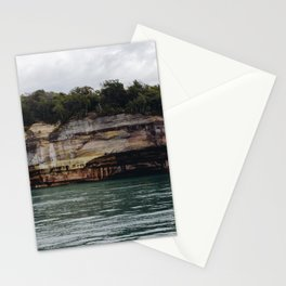 Pictured Rocks I Stationery Cards