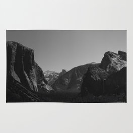 Tunnel View, Yosemite National Park Rug
