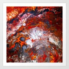 Inferno No. 1 Art Print
