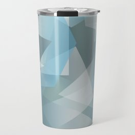 Abstract 208 Travel Mug