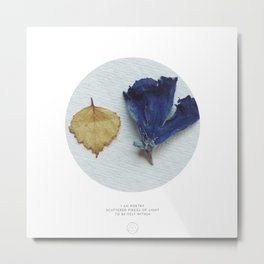 Natura Morta 03 Metal Print