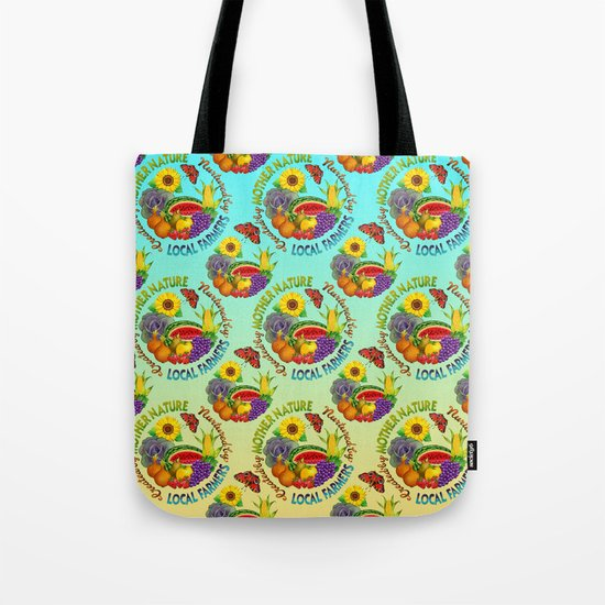 Created by Mother Nature.... Tote Bag