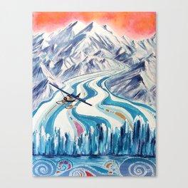 Regal Air Alaska Canvas Print
