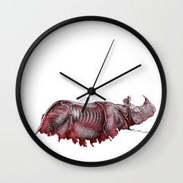 Brother Rhino Wall Clock