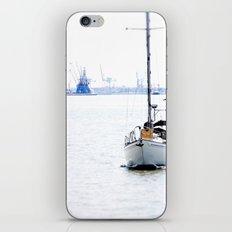 sail with me iPhone & iPod Skin