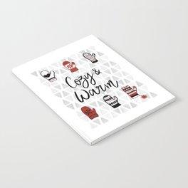 Cozy & Warm Notebook