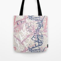 cuba Tote Bags featuring Cuba by Patricia Freitas