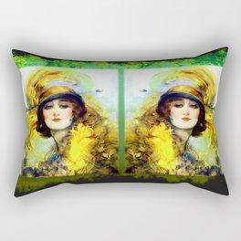 BeautyCurios 03 Rectangular Pillow
