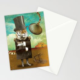 Circus-Circus: Trainer Stationery Cards