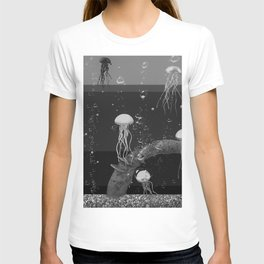 Where the jellyfish are T-shirt