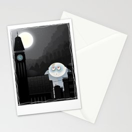 Lost child of the moon Stationery Cards