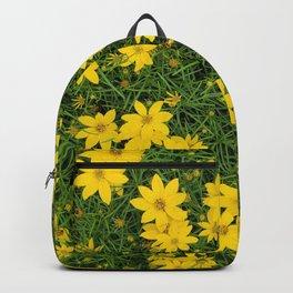 Sunshine Flowers Backpack