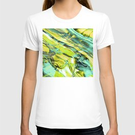 ABSTRACT COLORFUL PAINTING III T-shirt