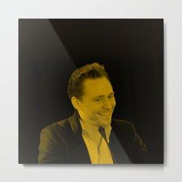 Tom Hiddleston Metal Print