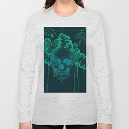 Skull jungle Long Sleeve T-shirt