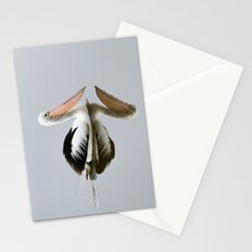 A Pelican Reflecting Stationery Cards