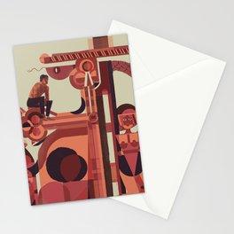 SKINWALKER Art 2 Stationery Cards