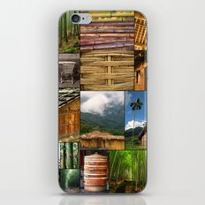 The Amazing World of Bamboo iPhone Skin
