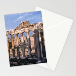 Roman Ruins - Vintage photography Stationery Cards