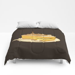 Hungry for Travels: Slice of Paris Comforters