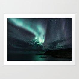 Aurora Borealis XXI Art Print