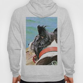 Molly's P.O.V. aka Ears Blowing in the Wind Hoody